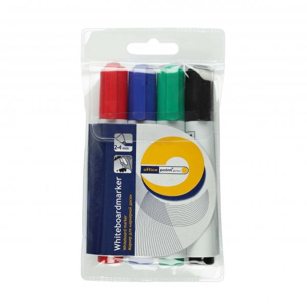 Whiteboardmarker Set 2 - 5mm farbig sortiert