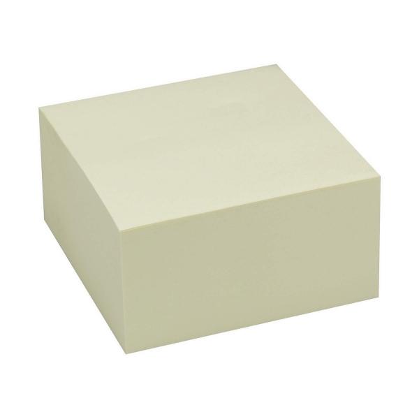 Haftnotizwürfel 75x75 gelb | 400 Blatt