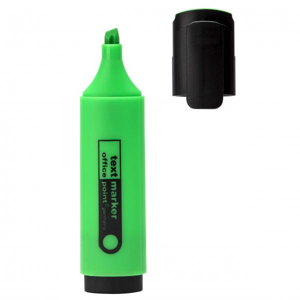 Textmarker 2 - 5mm grün