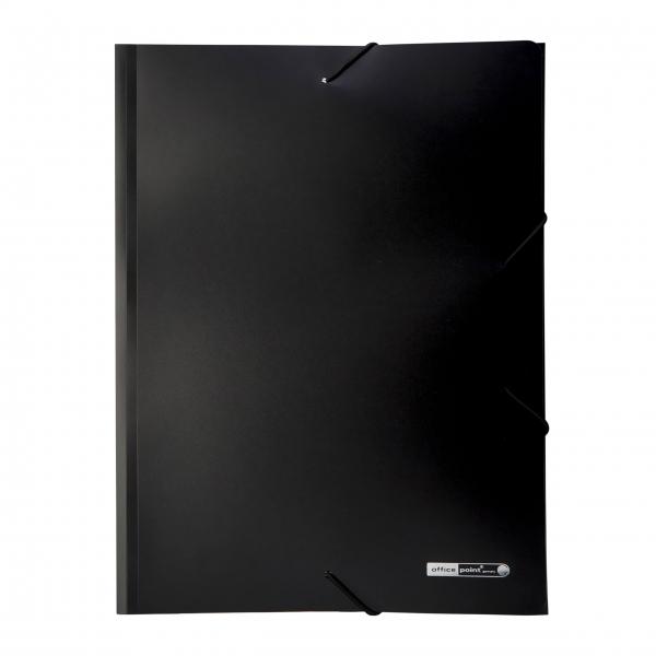 Eckspanner A4 schwarz