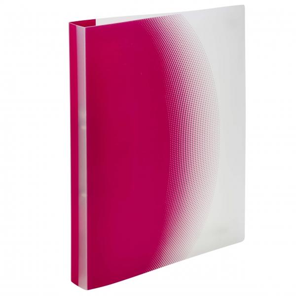 Ringbuch pink