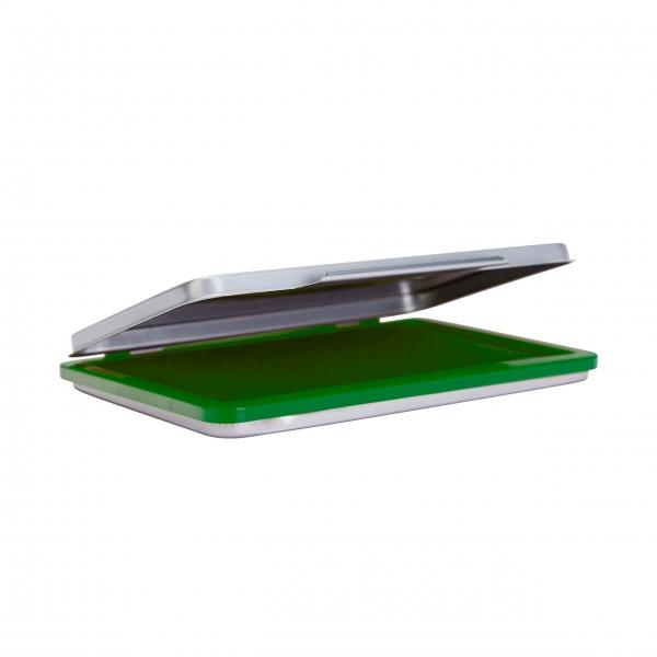 Stempelkissen Metall N2 vorgetränkt grün