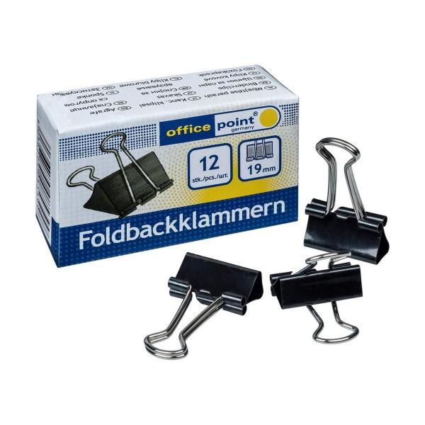 Foldbackklammern 32mm