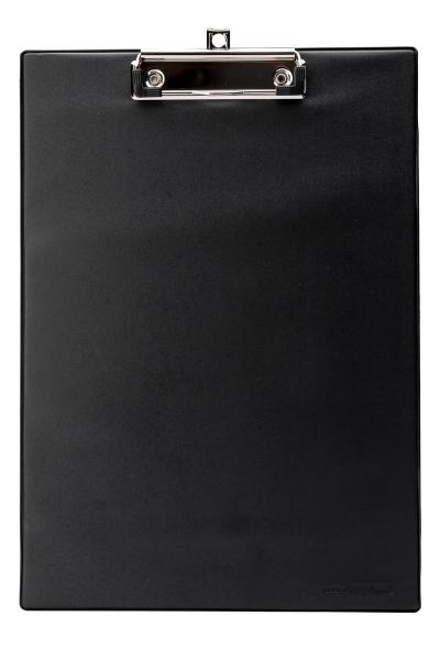 Klemmbrett Schreibplatte A4 schwarz