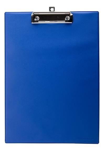 Klemmbrett Schreibplatte A4 blau