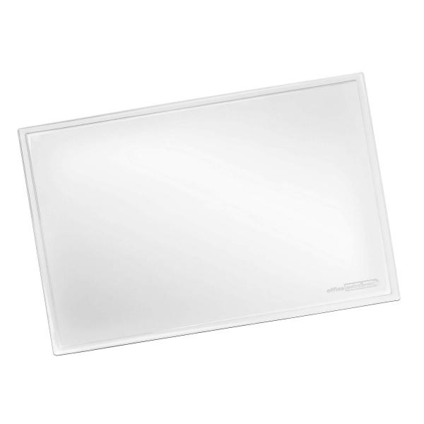 Schreibunterlage transparent 40x60