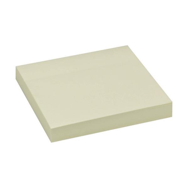 Haftnotizen 75x75 FSC gelb | 100 Blatt