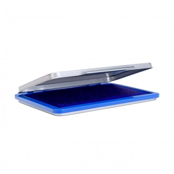 Stempelkissen Metall N2 vorgetränkt blau