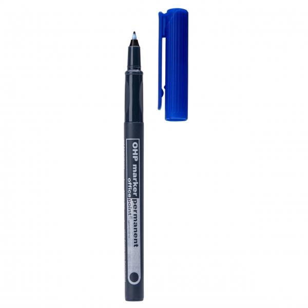 """Universalmarker permanent """"F"""" 0.6 SF: blau"""